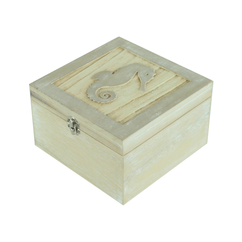 Wooden Beach Box Home Decoration