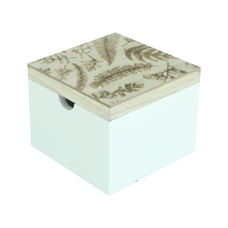 Wooden Box Home Decoration