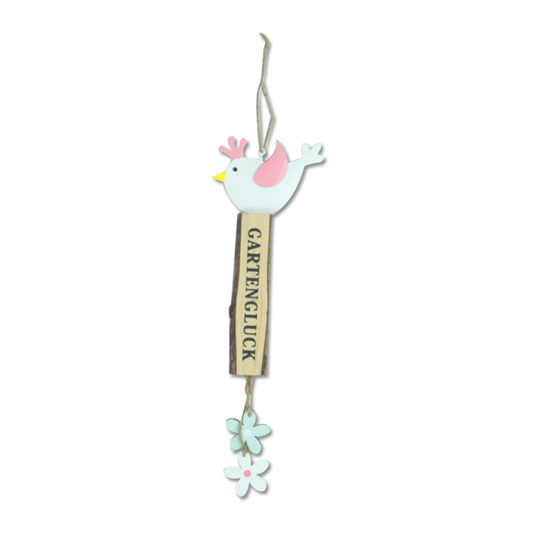 Wooden Easter Ornament Decoration