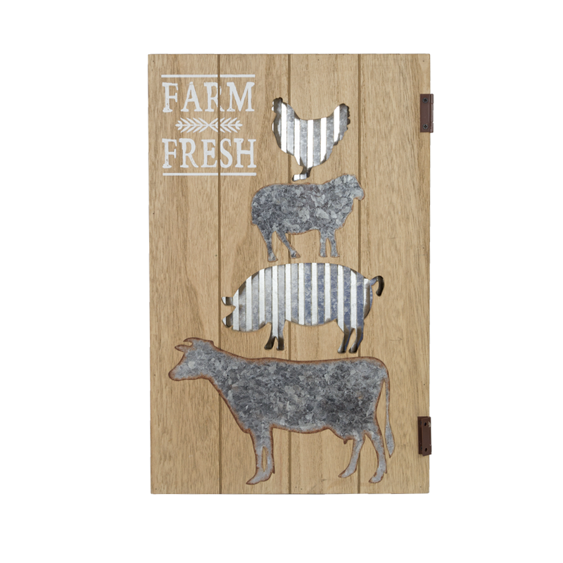 Farm Wooden Stand Home Decoration