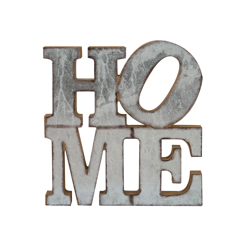 Farm Wooden Letter Stand Home Decoration