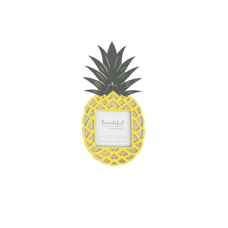Summer Pineapple Photo Frame Home Decoration
