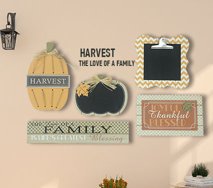 Harvest & Halloween Decoration