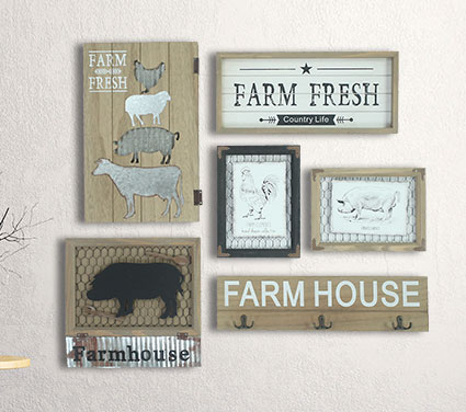 Country & Farm Decoration