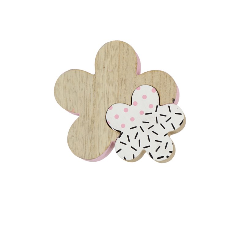 Easter Wooden Stand Home Decoration